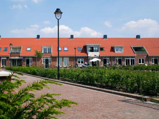 Roombeekhofje – CPO van 24 woningen, Enschede