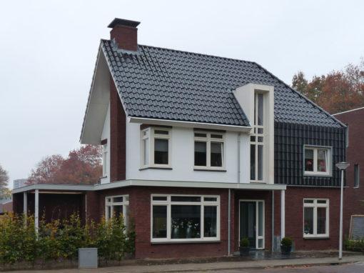 Moderne woning met garage te Enschede