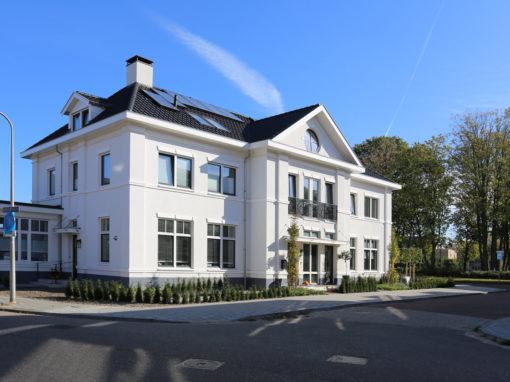 Villa Boddenkamp in Enschede, 3 woningen