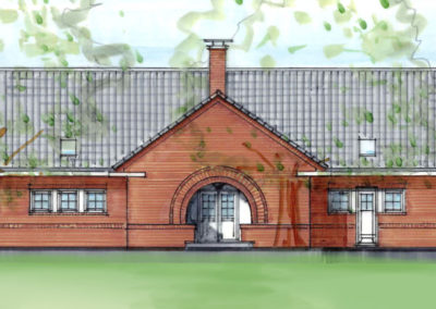 Herbestemming schoolgebouw in Losser