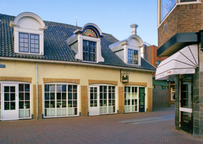 Restauratie en renovatie van historisch pand in centrum Enschede