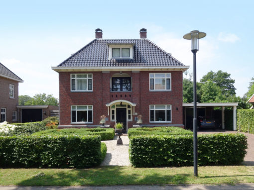 Notariswoning te Enschede