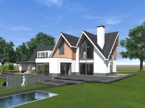 Villa in Hoog Soeren