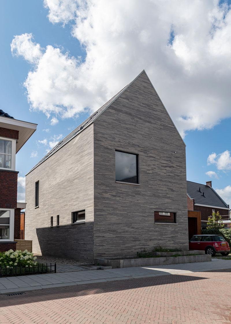 Stadsvilla Enschede Boddenkamp linkerzijgevel
